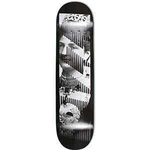 Pizza Speedy Queen Skateboard Deck 8.0