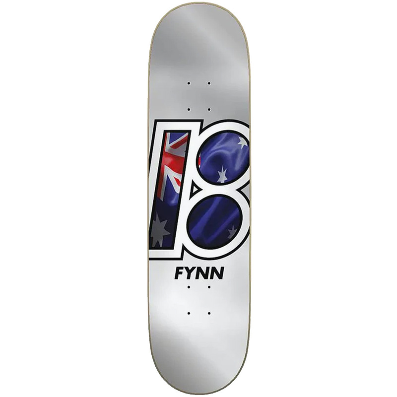 Plan B Fynn Global Skateboard Deck 8.25
