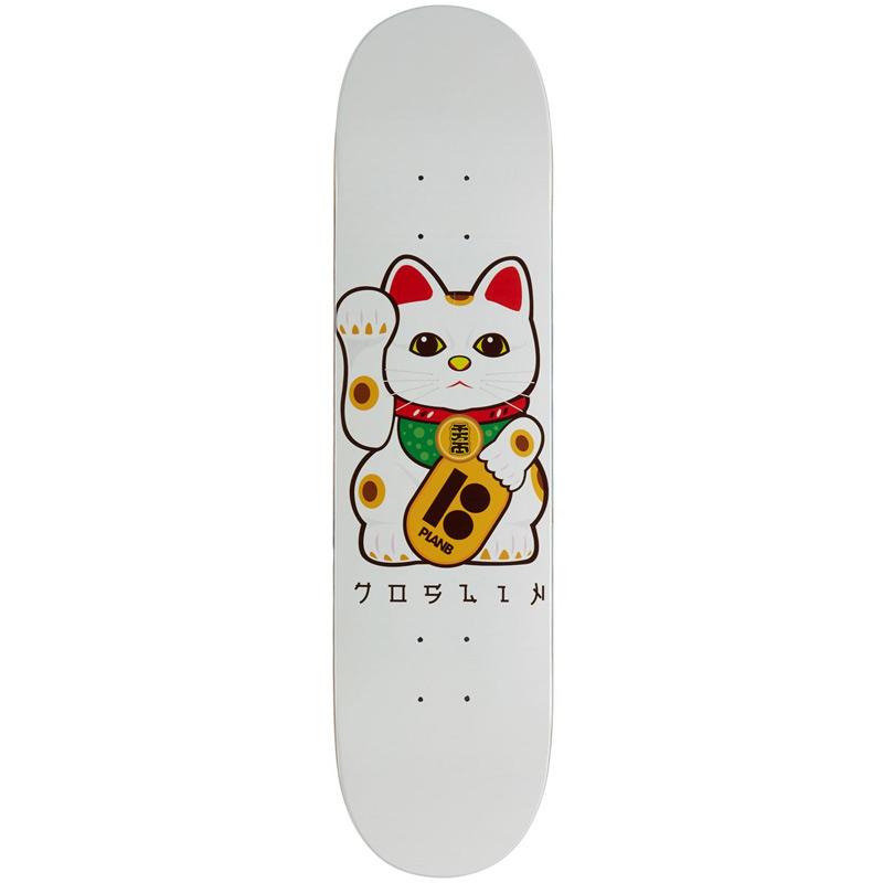Plan B Joslin Ichiban Skateboard Deck 7.75