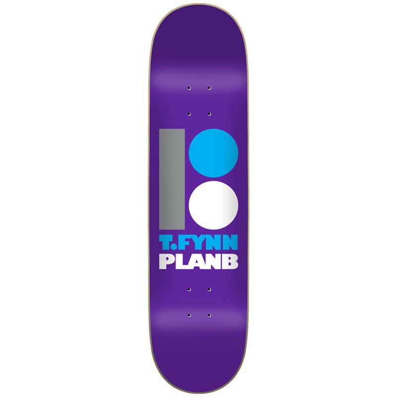 Plan B OG Fynn Skateboard Deck 8.25
