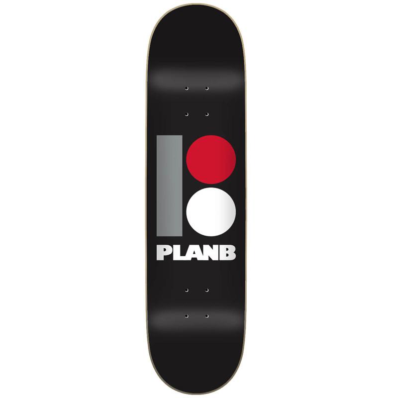 Plan B OG Team Skateboard Deck 8.0