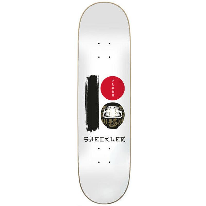 Plan B Sheckler Ichiban Skateboard Deck 8.0