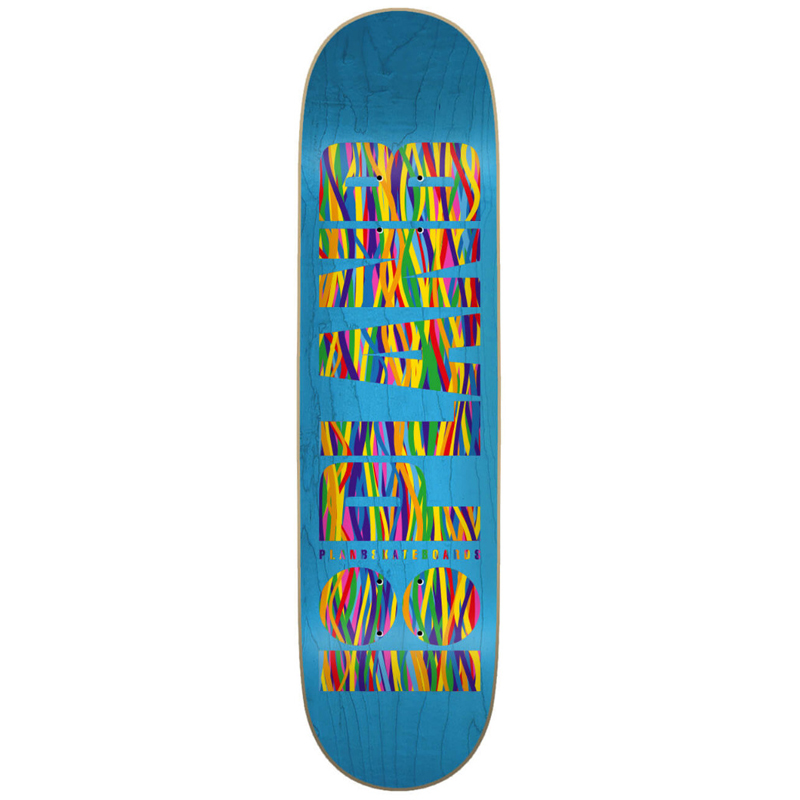 Plan B Sheffey Team OG Skateboard Deck 7.75
