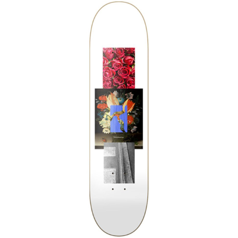 Poetic Collage 1 Skateboard Deck 8.0