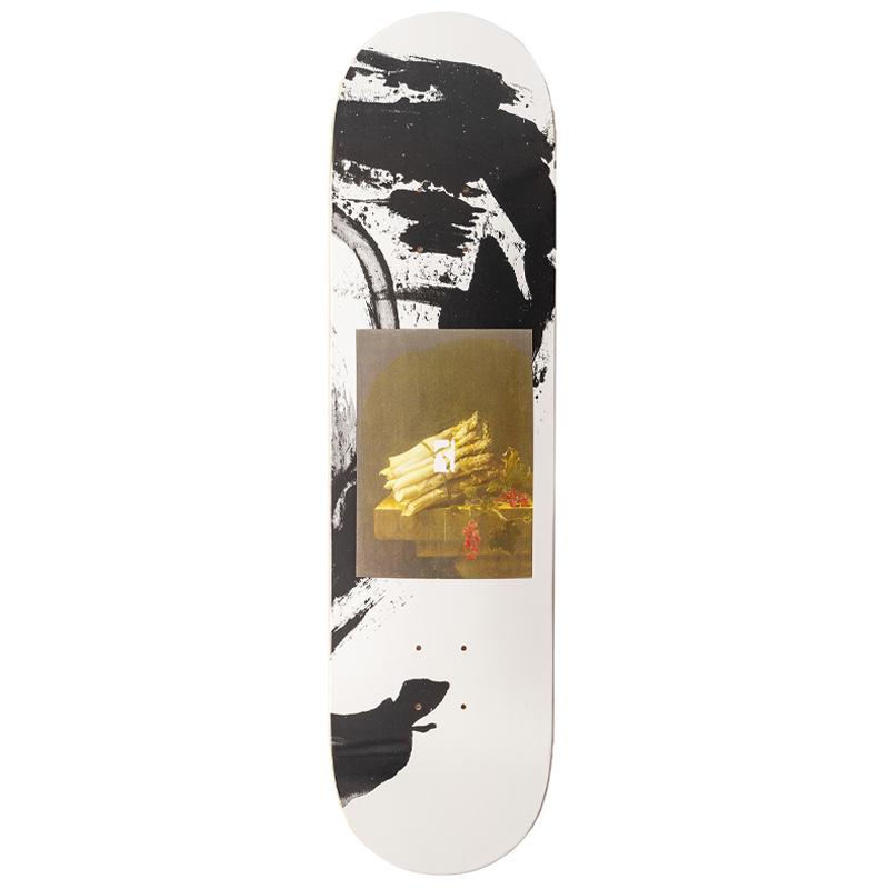 Poetic Half And Half 2 Skateboard Deck 8.25