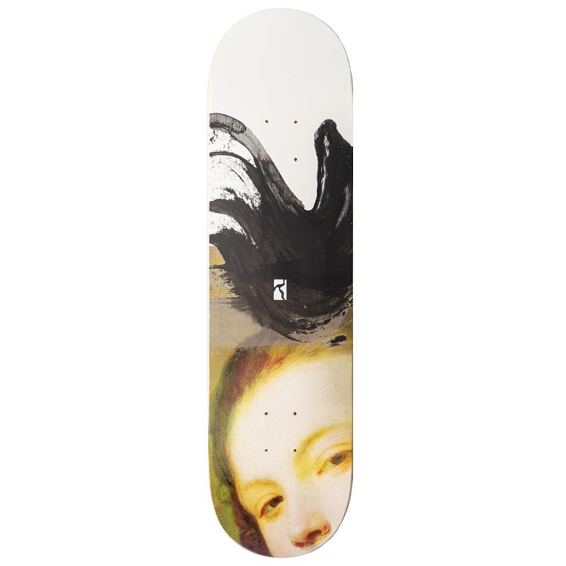 Poetic Half And Half 3 Skateboard Deck 8.125