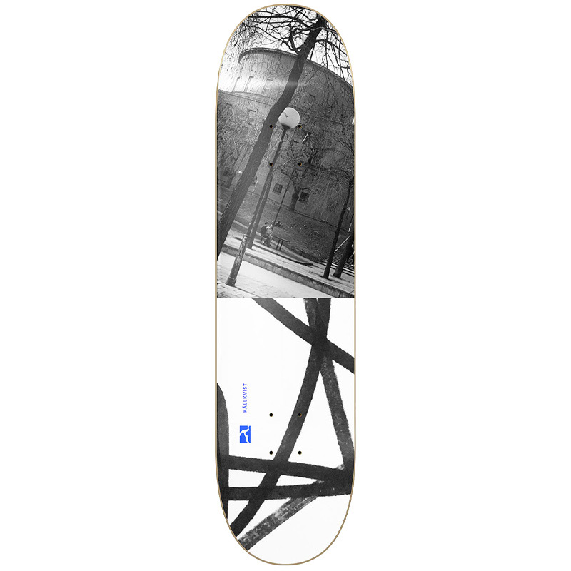 Poetic Kallkvist Skateboard Deck 8.0