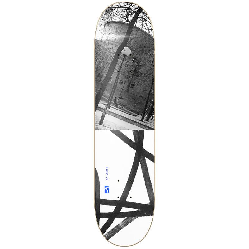 Poetic Kallkvist Skateboard Deck 8.25