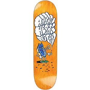Polar Aaron Herrington Smoking Donut Skateboard Deck 8.0