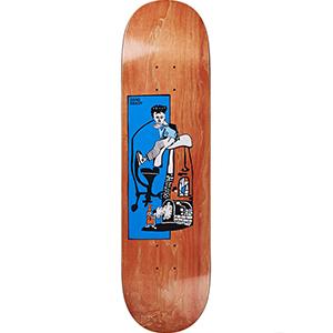 Polar Dane Brady Pizza Oven Skateboard Deck 8.125