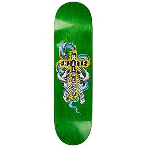 Polar Hjalte Halberg Beast Mode 2 Skateboard Deck Assorted Colours 8.125