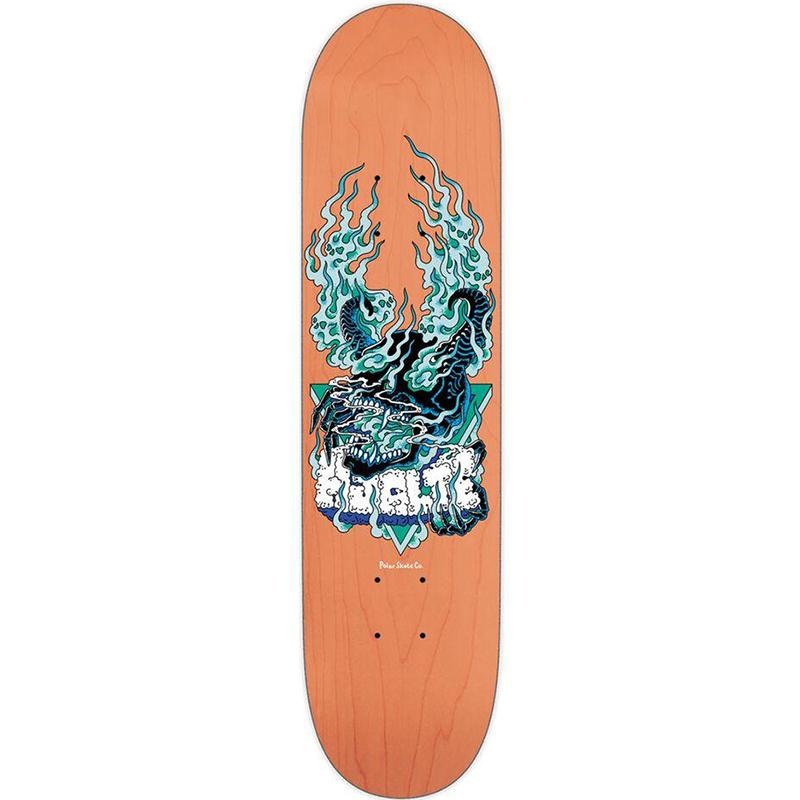Polar Hjalte Halberg Beast Mode Skateboard Deck 8.125
