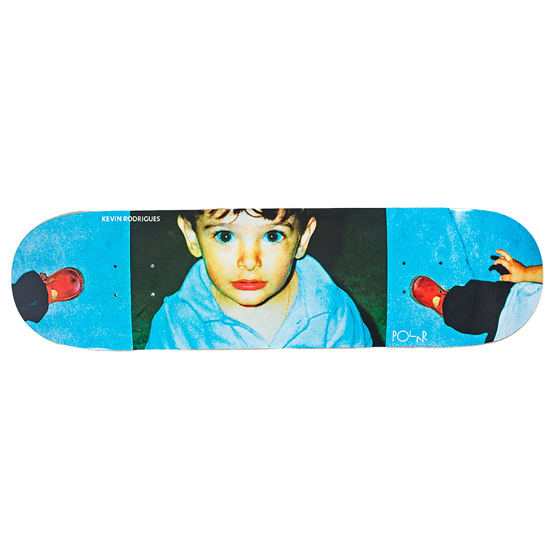 Polar Kevin Rodrigues Creepy Hand Skateboard Deck 8.25
