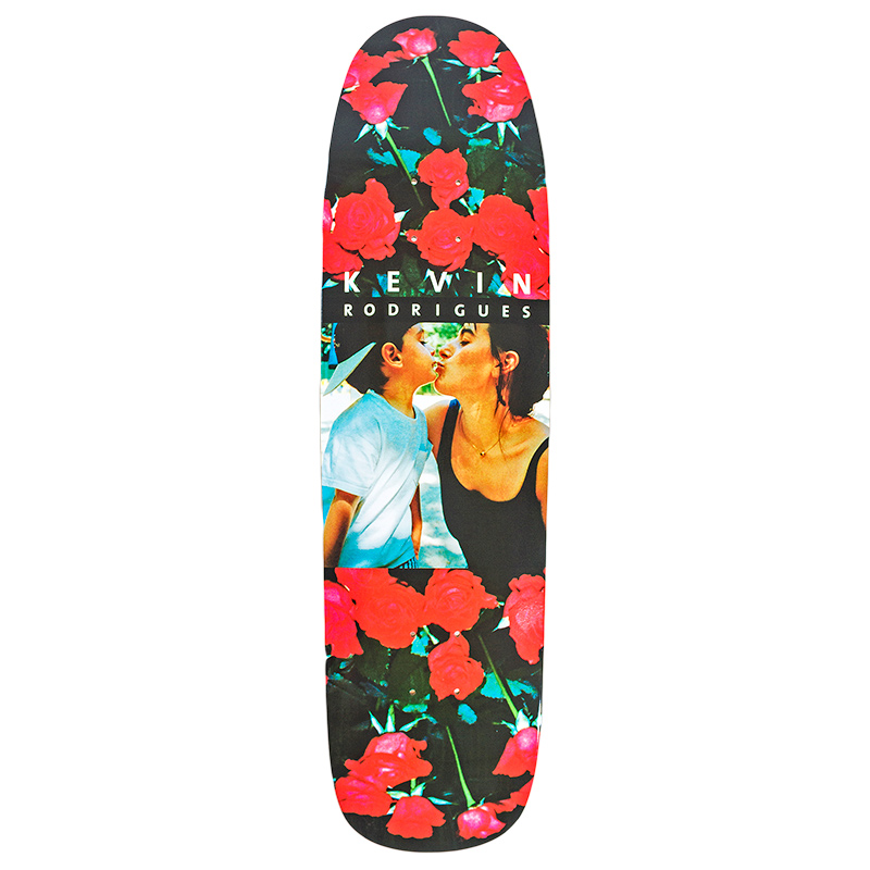 Polar Kevin Rodrigues Kev & Mum Skateboard Deck KEV1 8.625