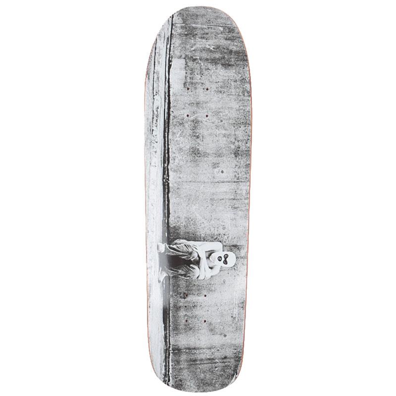 Polar Klez Hong Kong 1991 Shape Skateboard Deck 9.25