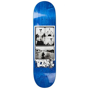Polar Klez Menice To Society Skateboard Deck Assorted Colours 8.0