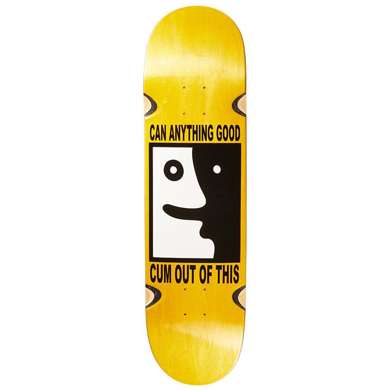 Polar Leave My Trunk Alone Skateboard Deck 8.5