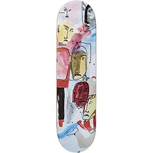 Polar Nick Boserio Multi Personality Skateboard Deck 8.125
