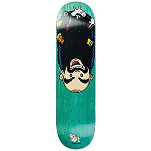 Polar Nick Boserio Upside Down Skateboard Deck 8.25