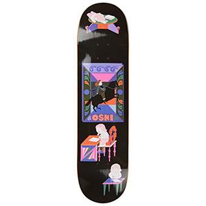 Polar Oskar Rozenberg The Hero's Journey Skateboard Deck Assorted Colours 8.0