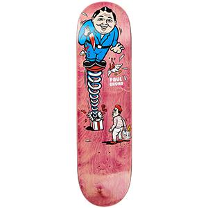 Polar Paul Grund Present Skateboard Deck Assorted Colours 8.5