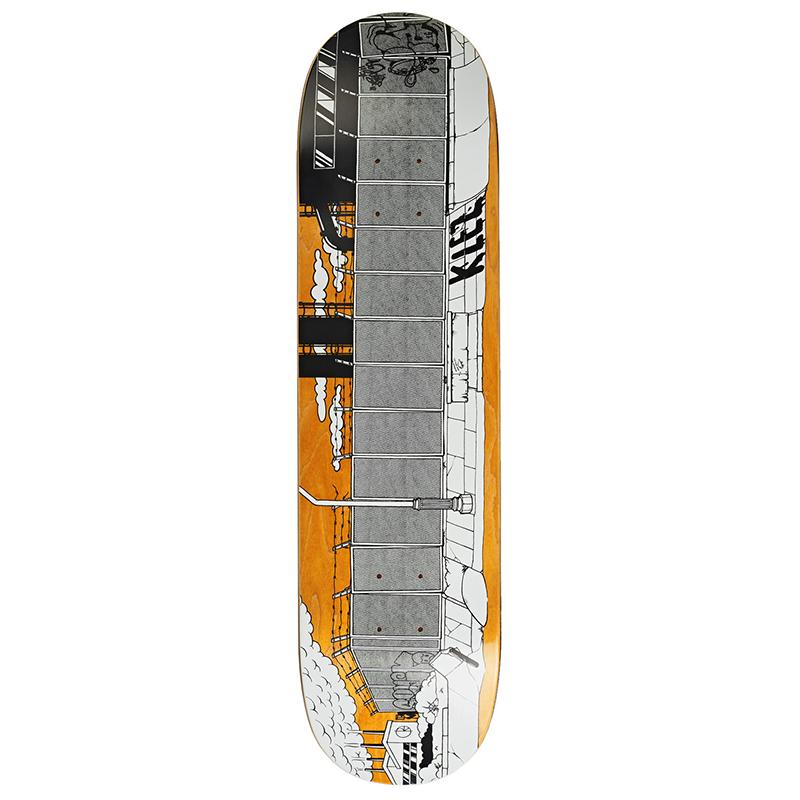 Polar TBS-O-Rama Skateboard Deck 8.25
