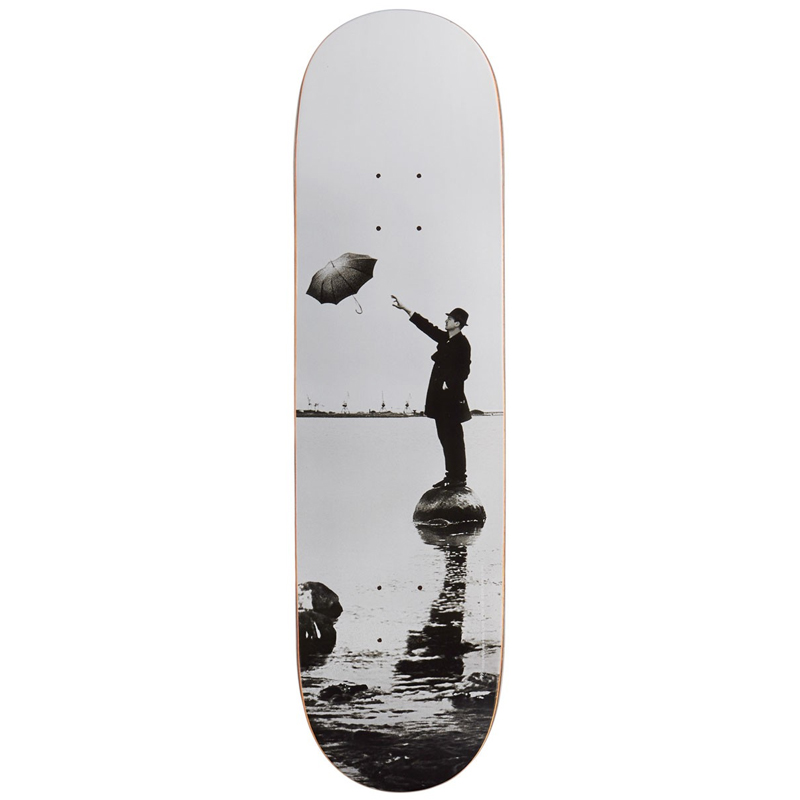 Polar Team I Like It Here Harbour Skateboard Deck 8.5
