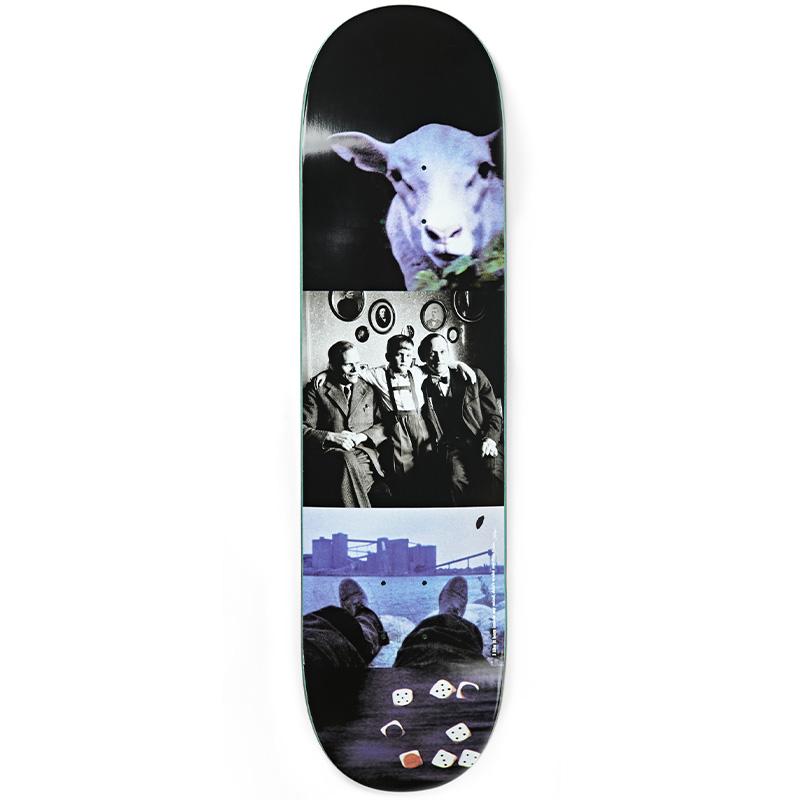 Polar Team I Like It Here...Sheep In Motion Skateboard Deck 8.25