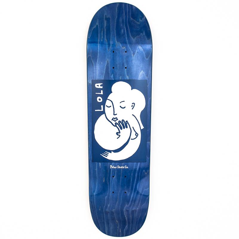 Polar Team Model Lola Skateboard Deck P4