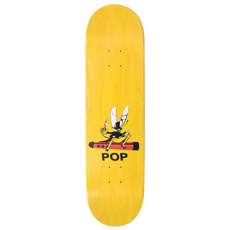 Pop Trading Company Grasshopper Skateboard Deck 8.375
