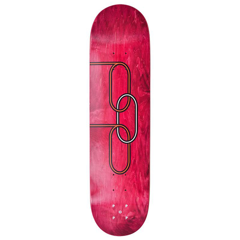 Pop Trading Company Link Skateboard Deck 8.2