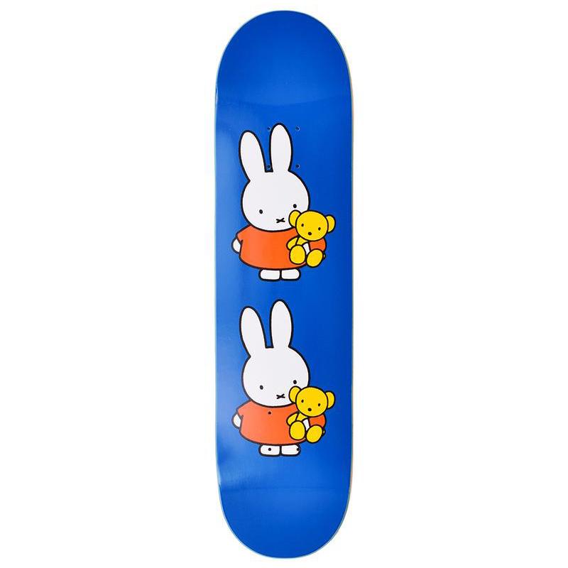 Pop Trading Company Miffy Bear Skateboard Deck 8.0