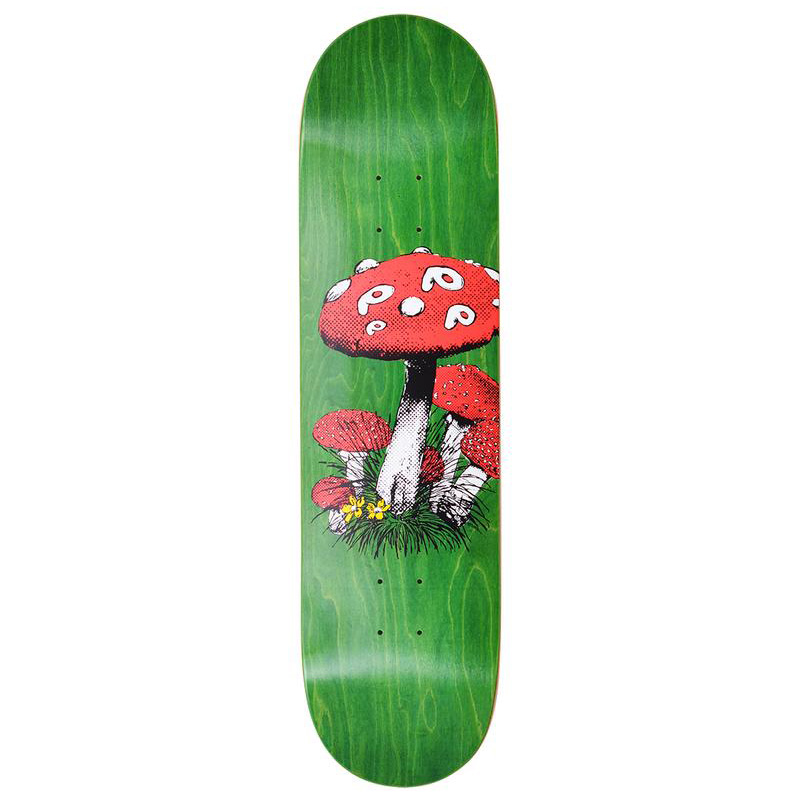 Pop Trading Company Shroom Skateboard Deck 8.2