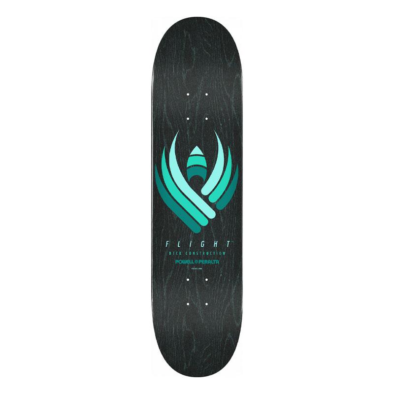 Powell Peralta Black Series Flight Skateboard Deck Shape 243 8.25