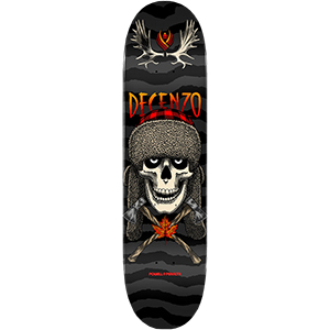 Powell Peralta Decenzo Trapper Flight Skateboard Deck 8.25