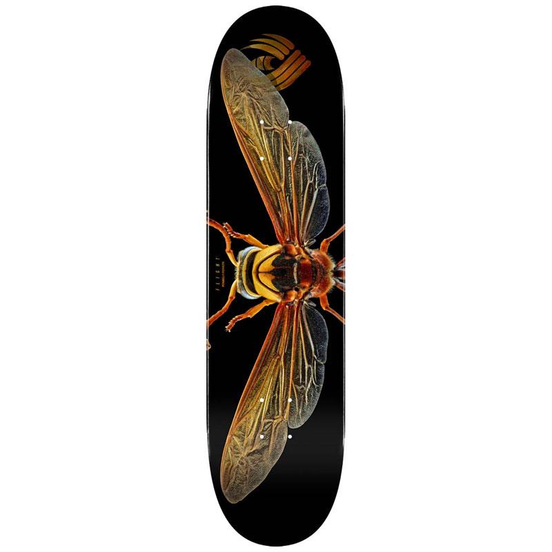Powell Peralta Levon Biss Potter Wasp Flight Skateboard Deck Shape 247 8.0