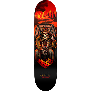 Powell Peralta McClain Pilot Flight Skateboard Deck 8.25