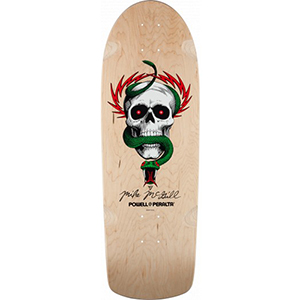 Powell Peralta O.G. McGill Skateboard Deck Natural 10.0