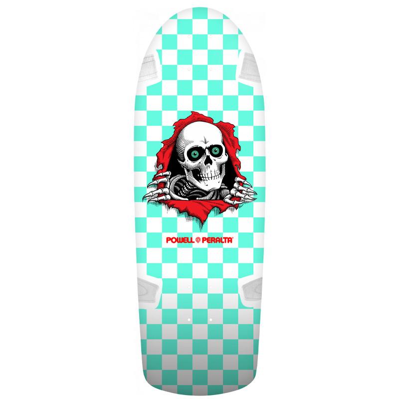 Powell Peralta OG Ripper Checker 12 Skateboard Deck Mint 10.0