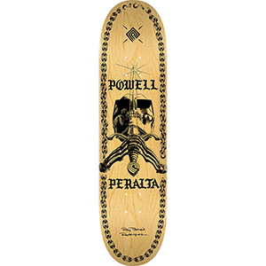 Powell Peralta SAS Chainz Skateboard Deck Natural 8.75