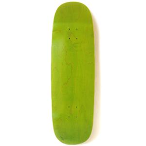 Prime Barnyard Black/green Split Stain Skateboard Deck 9.63