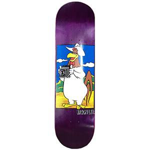 Prime Jason Lee Foghorn Popsicle Shape Skateboard Deck 8.0