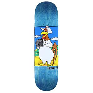 Prime Jason Lee Foghorn Popsicle Shape Skateboard Deck 8.25