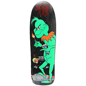 Prime Jason Lee Grinch Heritage Old School Skateboard Deck 9.75