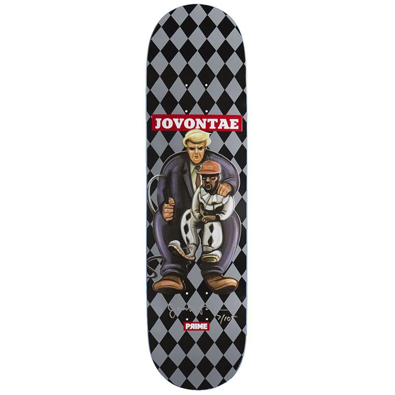 Prime Jovontae Turner MAGA Skateboard Deck 8.25