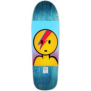 Prime Lance Mountain Bowie Shaped Skateboard Deck 8.5