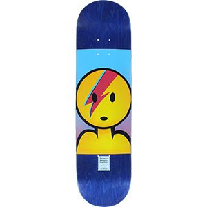 Prime Lance Mountain Bowie Skateboard Deck 8.5