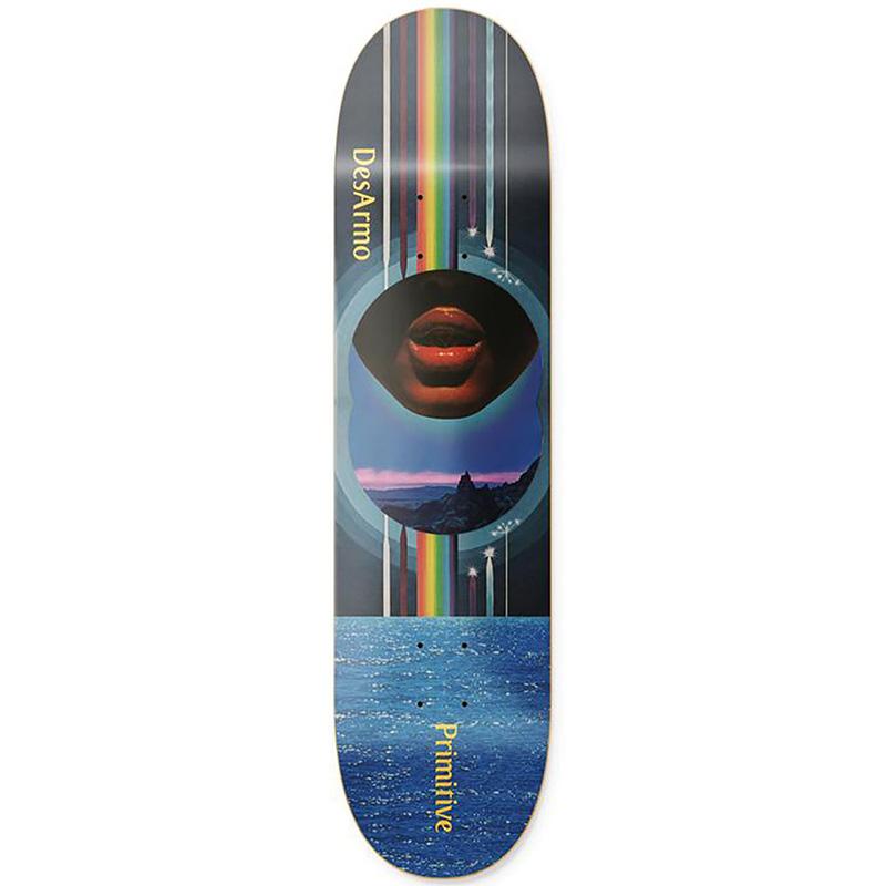 Primitive Atlas Skateboard Deck 8.125