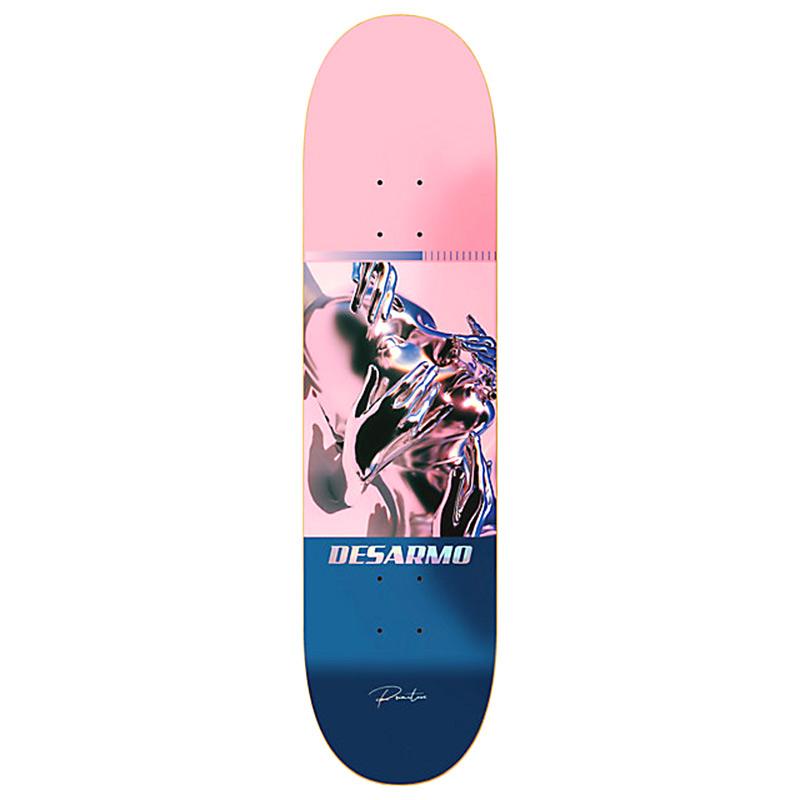 Primitive Desarmo Rapture Skateboard Deck Multi 8.25