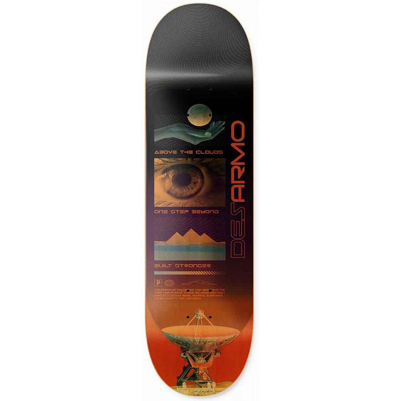 Primitive Desarmo Transmission Skateboard Deck 8.5